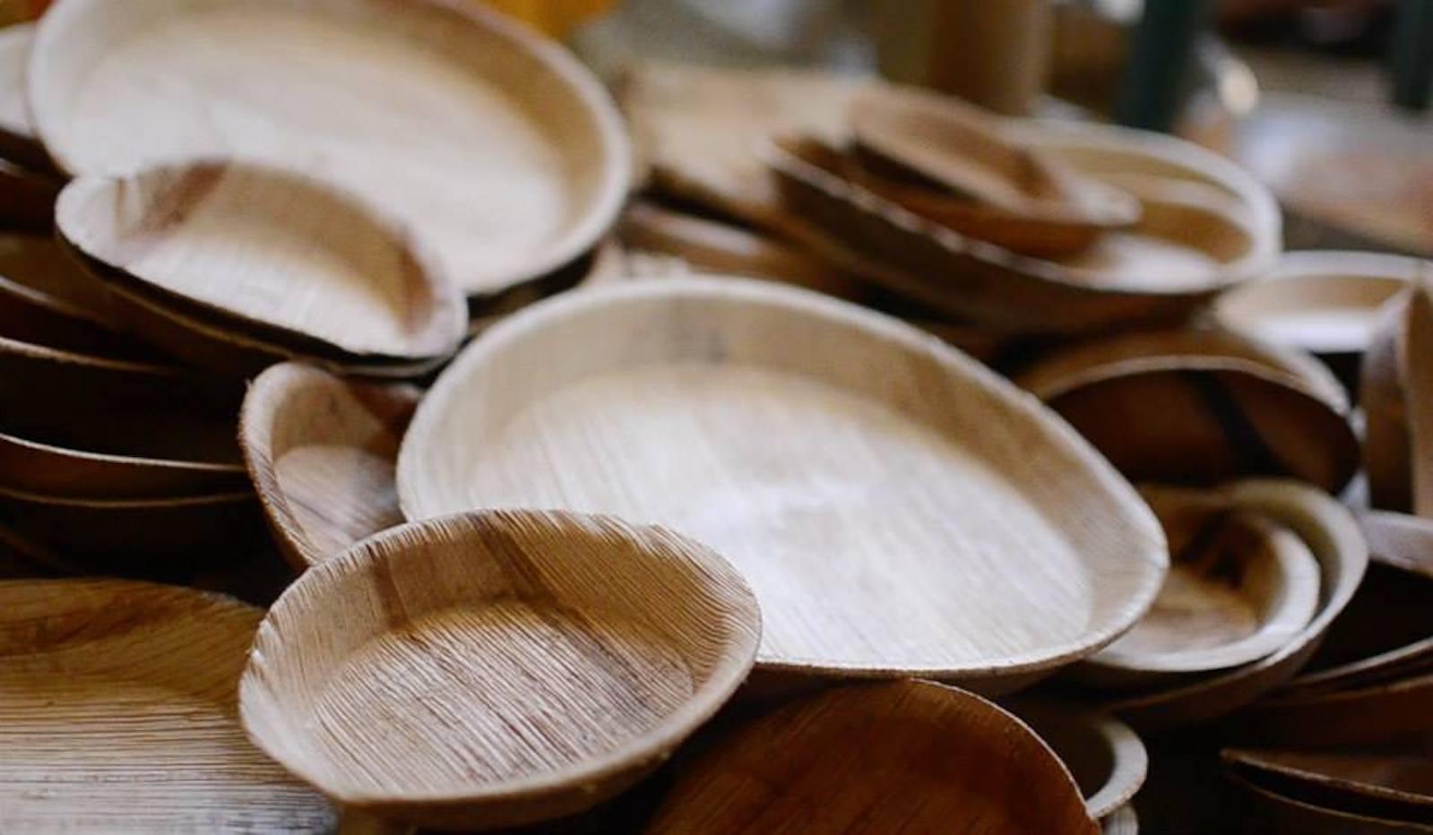 arecanut plates